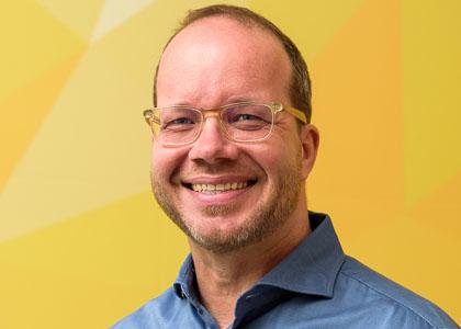 Hochschulpfarrer Ignatius Löckemann (KHG)